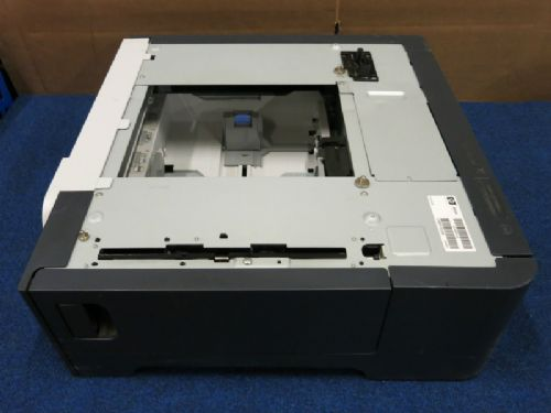 HP CE522A LaserJet 500-sheet Heavy Media Paper Tray for CP3525 CM3530